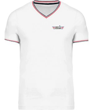 T-Shirt Col V Homme Elsass Army